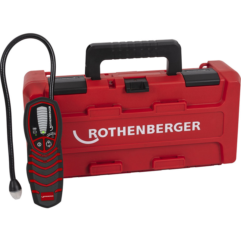 Rothenberger Rotest Electronic Leak Detector