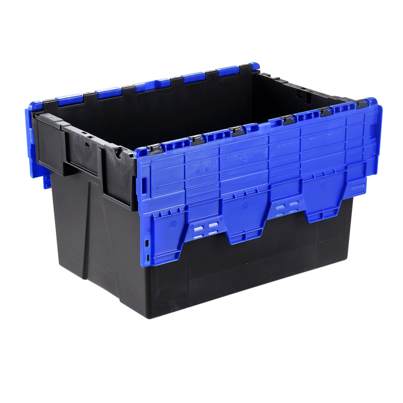 Euro Container 65L with Attached Lid