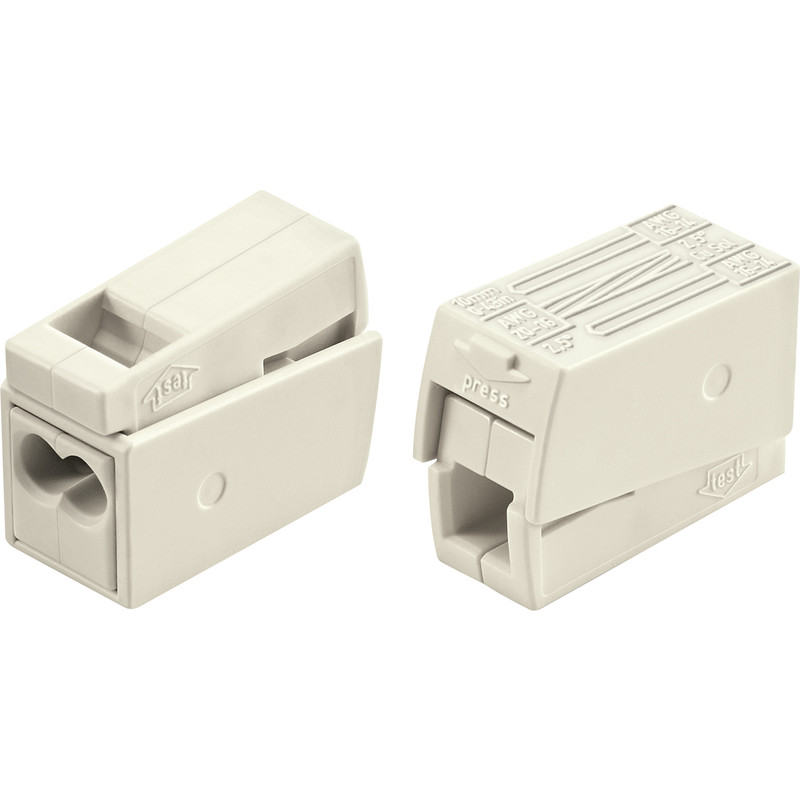 Wago 224 3 Way Lighting Connectors