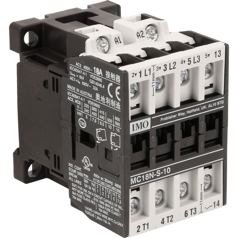 IMO 3 Pole Contactor