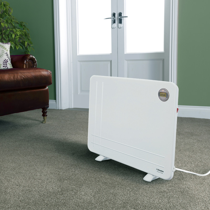 Dimplex Slimline Panel Heater with Timer