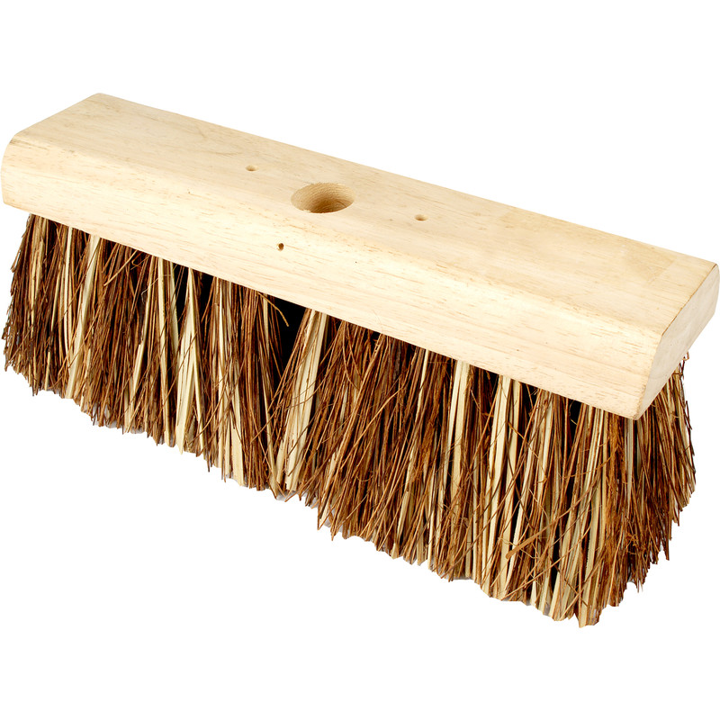 Stiff Flat Top Broom