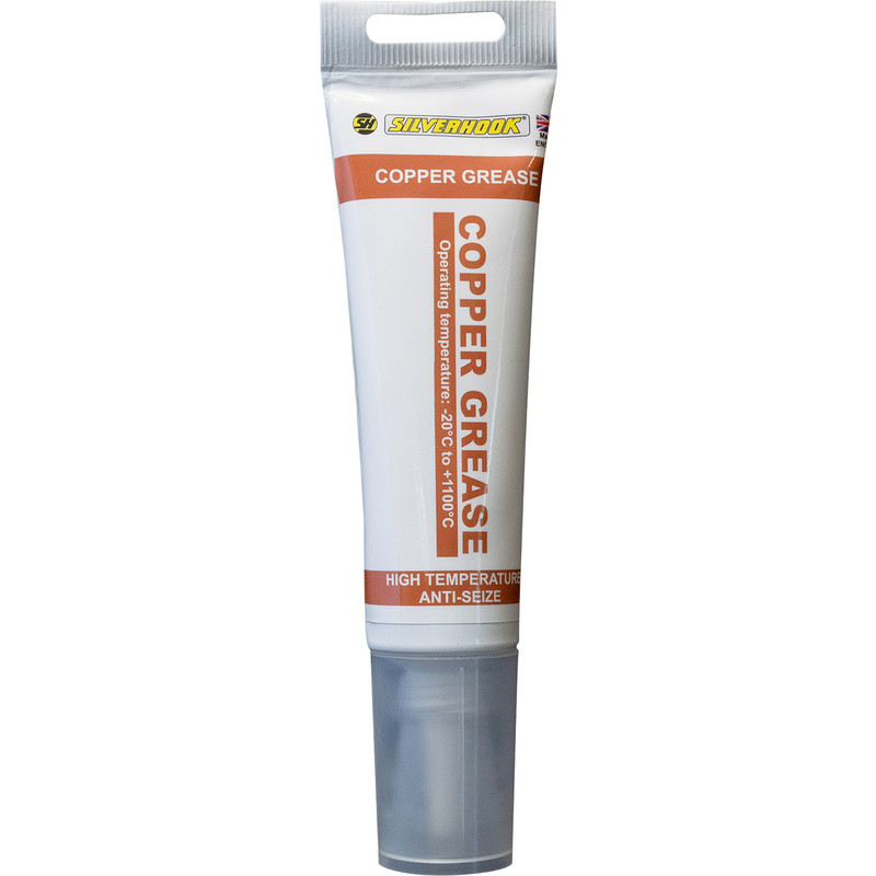 Silverhook Copper Grease Tube