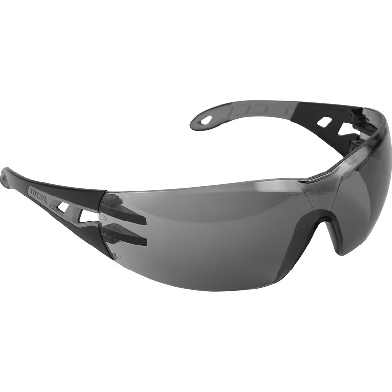 Uvex Pheos Smoke Lens Safety Glasses