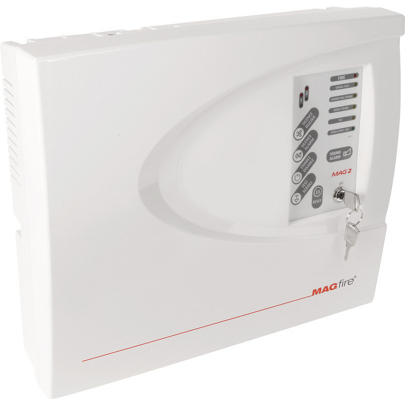 ESP MAG2P Fire Alarm Panel