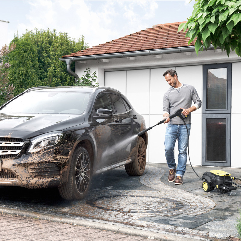 K5 Compact Pressure Washer