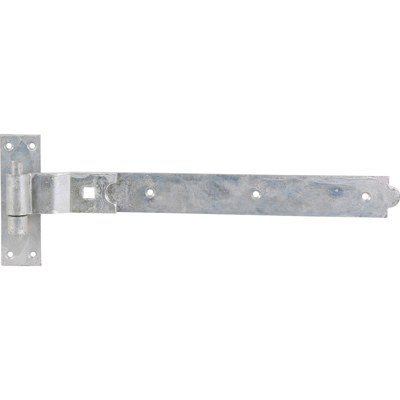 Hook & Band Cranked Hinge