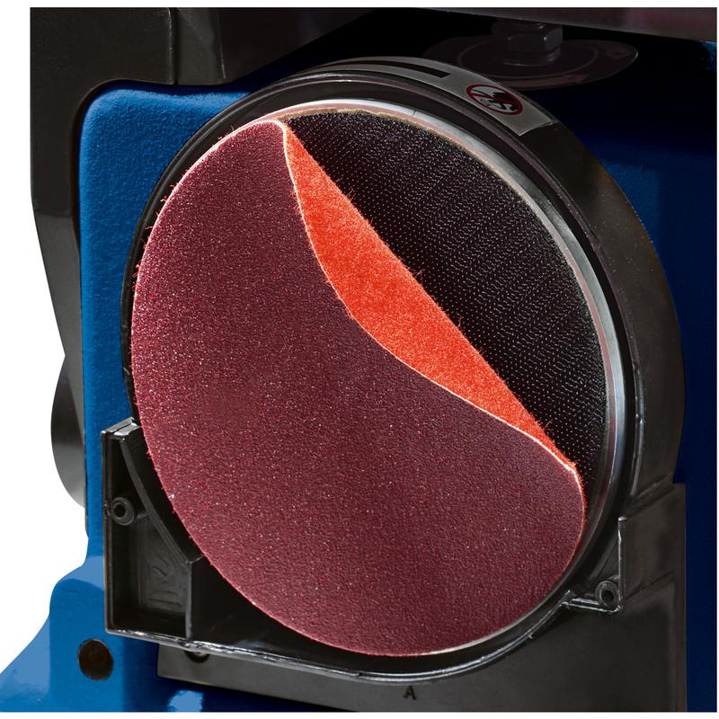 Scheppach BTS800 370W 150mm Belt & Disc Sander