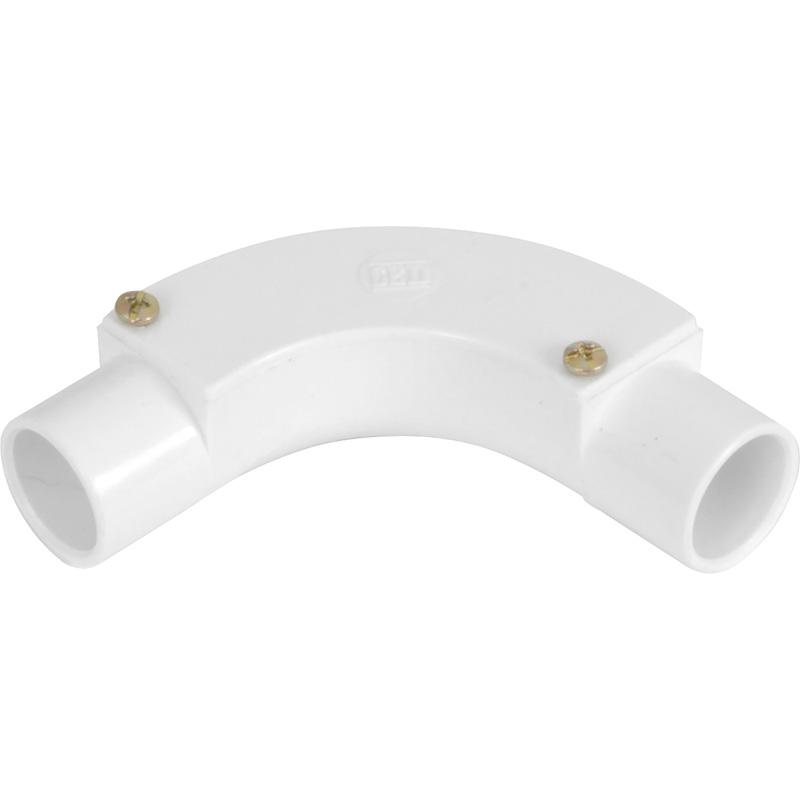 25mm PVC Inspection Bend