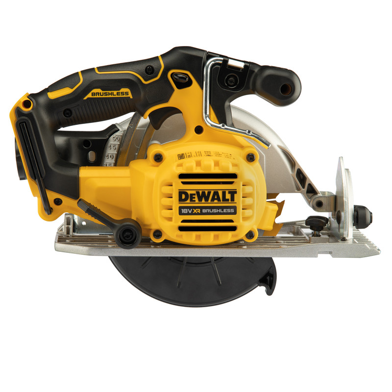 DeWalt DCS565 18V XR Cordless Brushless 165mm Circular Saw