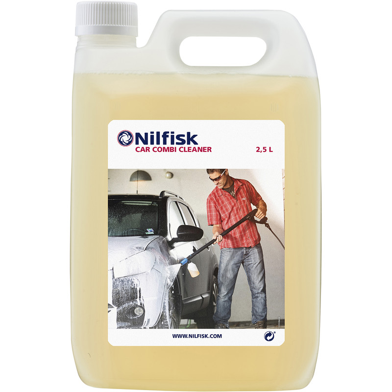 Nilfisk Car Combi Cleaner Fluid