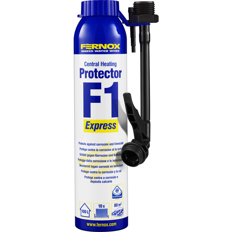 Fernox F1 Central Heating Inhibitor & Protector