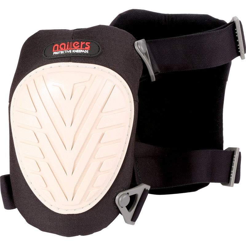 Nailers Non-Marking Foam Knee Pads