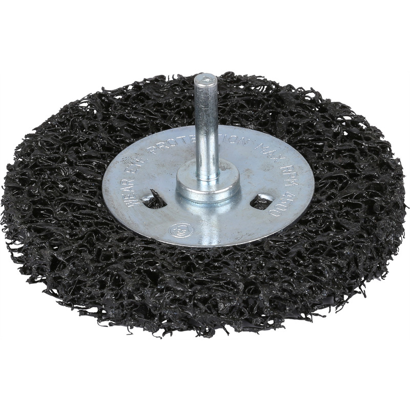 Abracs Poly Abrasive Wheel Brush