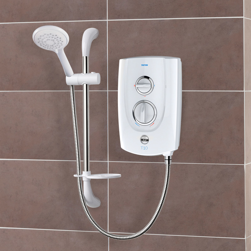 Triton T10+ Electric Shower