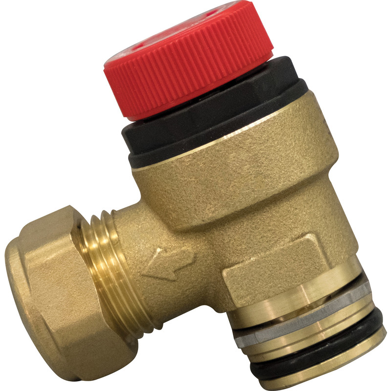 Strom Replacement 6 Bar Relief Valve