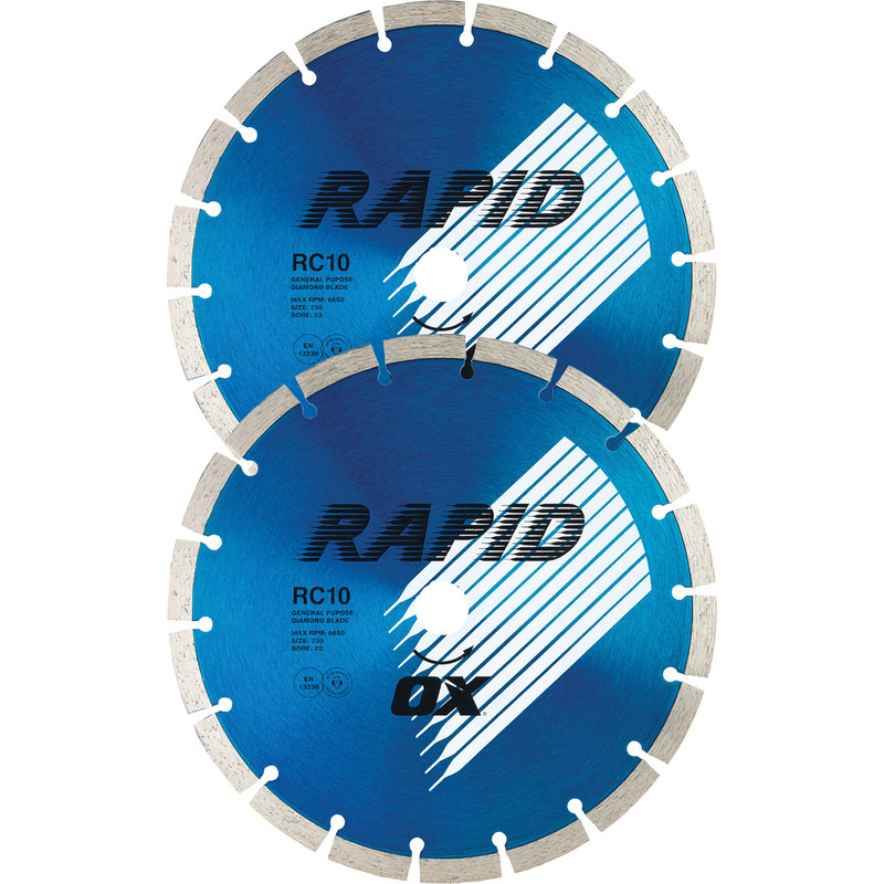 Spectrum General Purpose XR-RC10 Diamond Blade