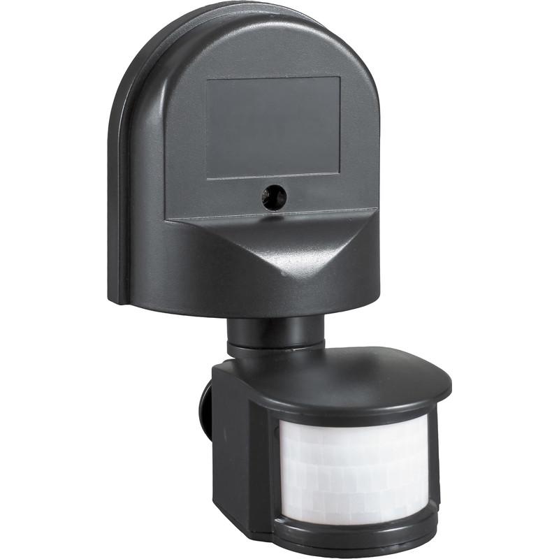 180° PIR Sensor Black