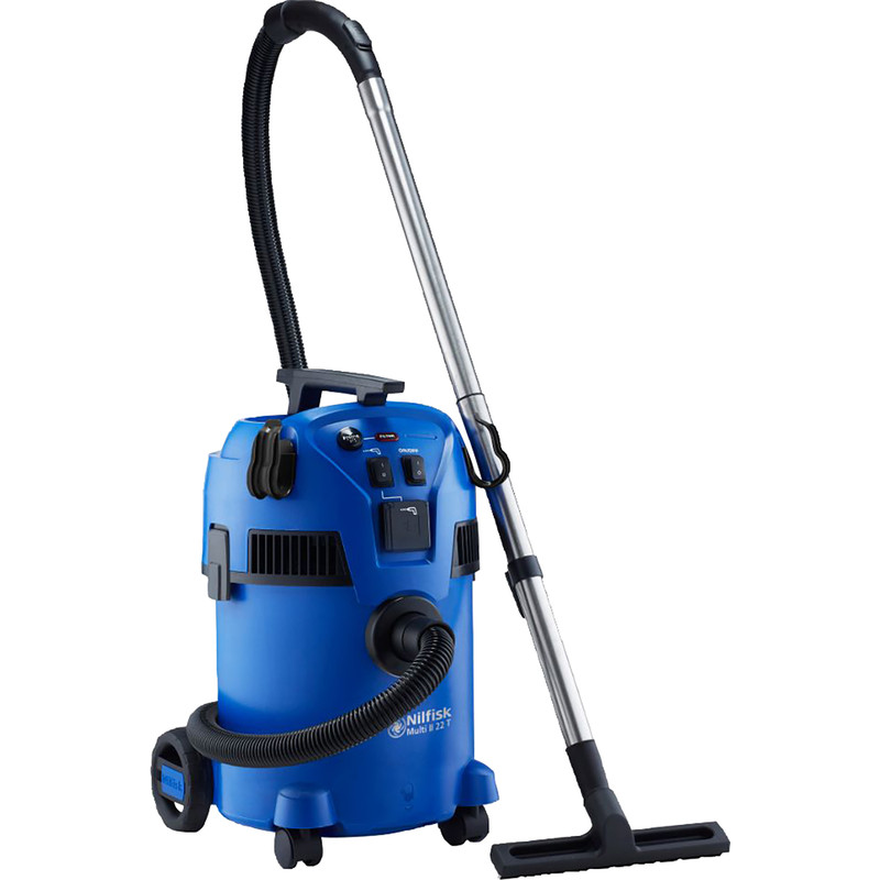 Nilfisk Multi II 22T Wet & Dry Vacuum Cleaner With Power Take Off