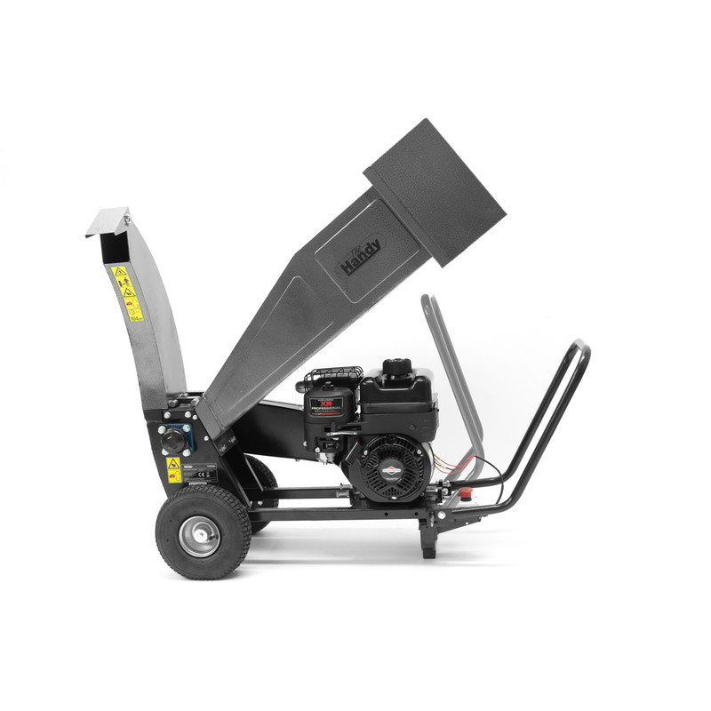 The Handy Petrol Drum Chipper Shredder