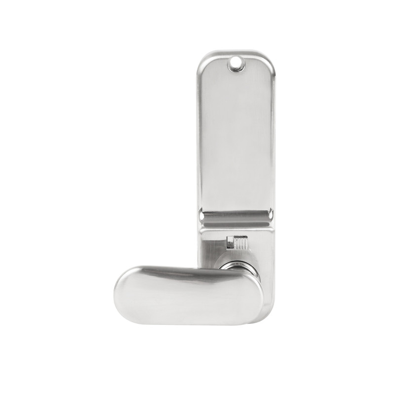 Codelocks CL255 KEY - Mortice Latch with Dual Function Backplate & Key Override