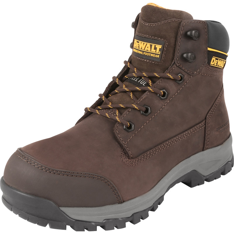 16 in high safety boots uk