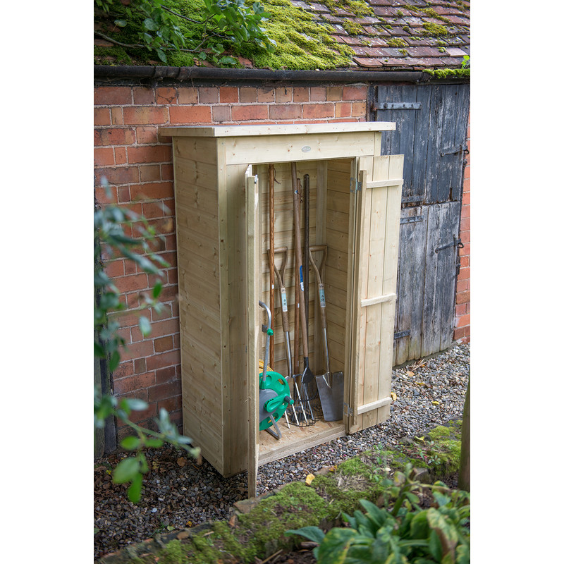 Forest Garden Pressure Treated Tall Garden Store