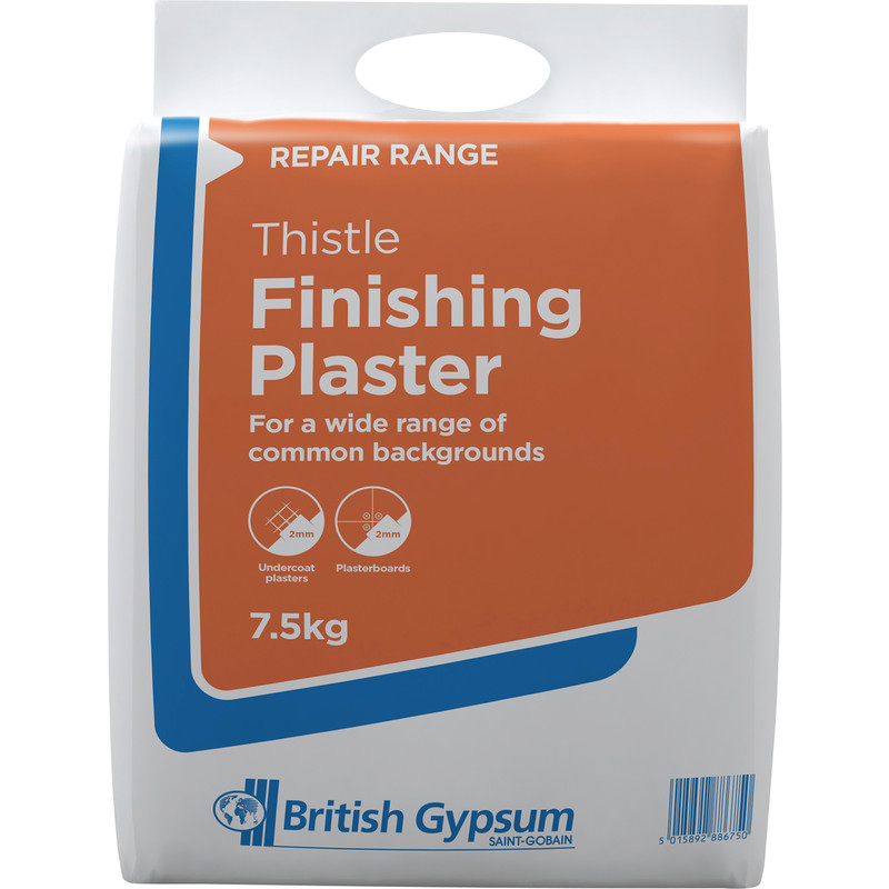 Thistle Finishing Plaster