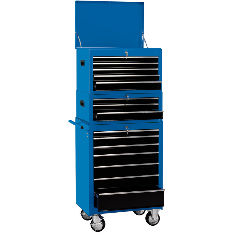 Draper Combination Roller Cabinet and Tool Chest