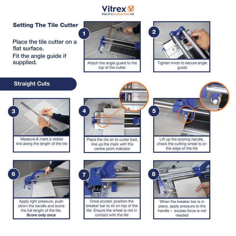 Vitrex Heavy Duty Tile Cutter