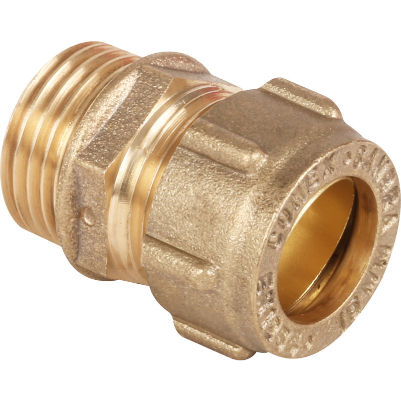 Conex 302 Compression Male Connector
