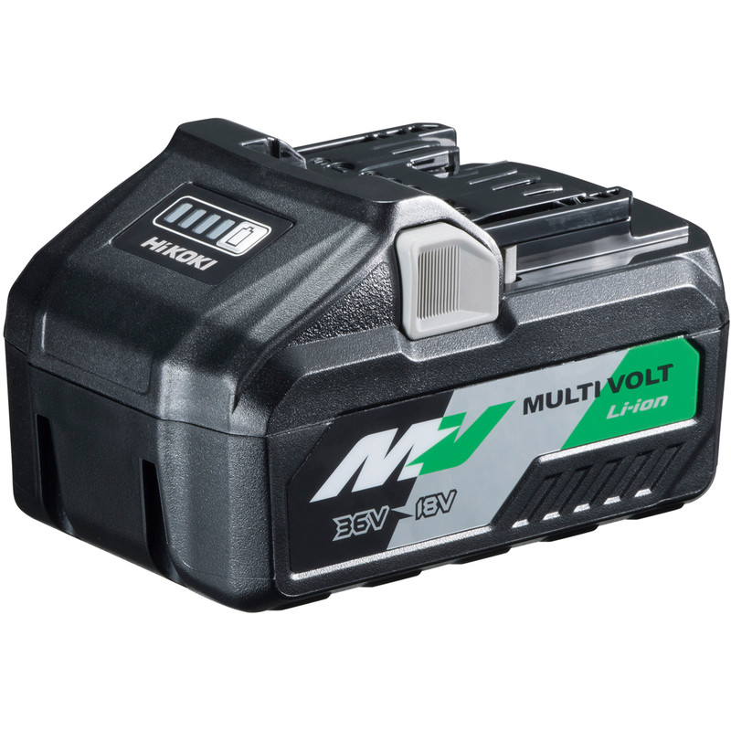 Hikoki 18V/36V Multivolt Li-Ion Slide Battery