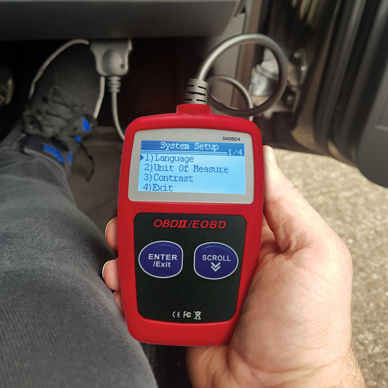 Streetwize Car Diagnostic