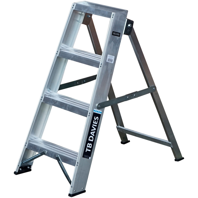 TB Davies Industrial Swingback Step Ladder