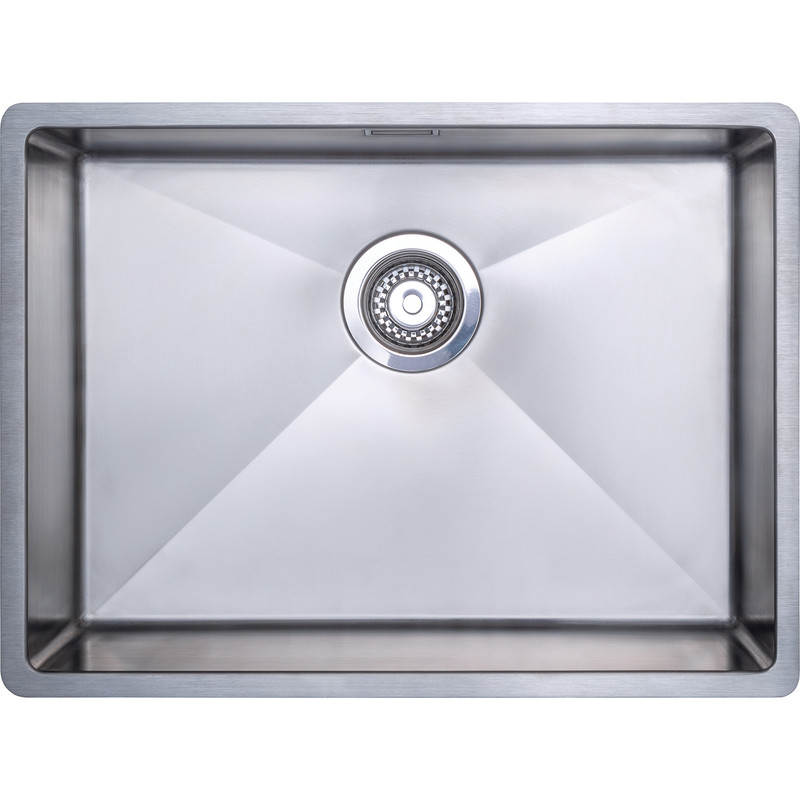 Stainless Steel Large Single Bowl Kitchen Sink