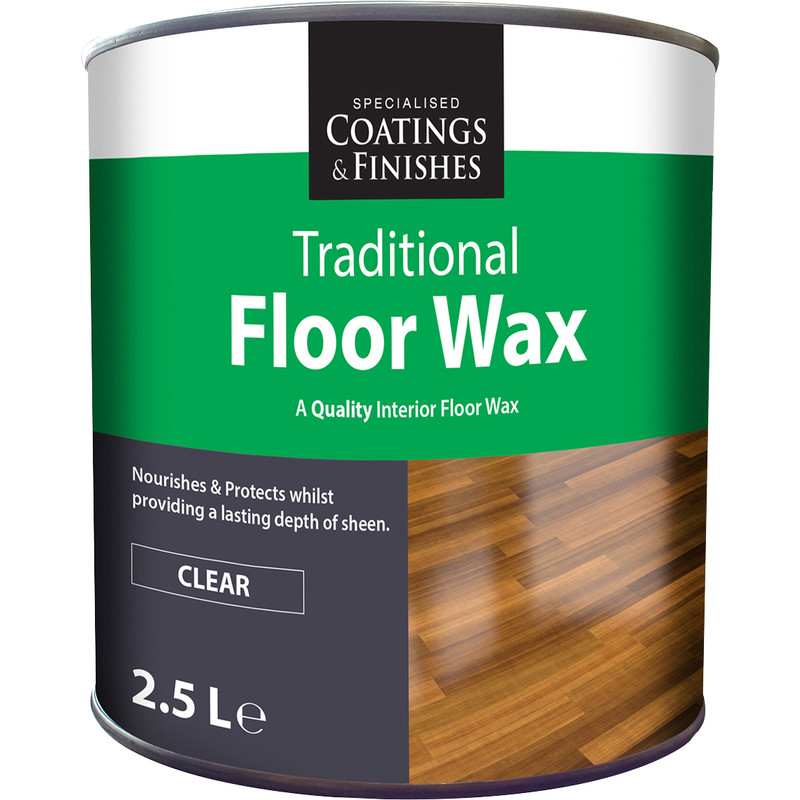 Clear Floor Wax