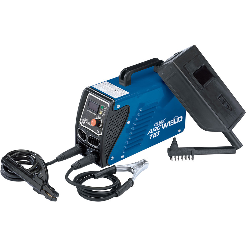 Draper 100A ARC/TIG Inverter Welder Kit