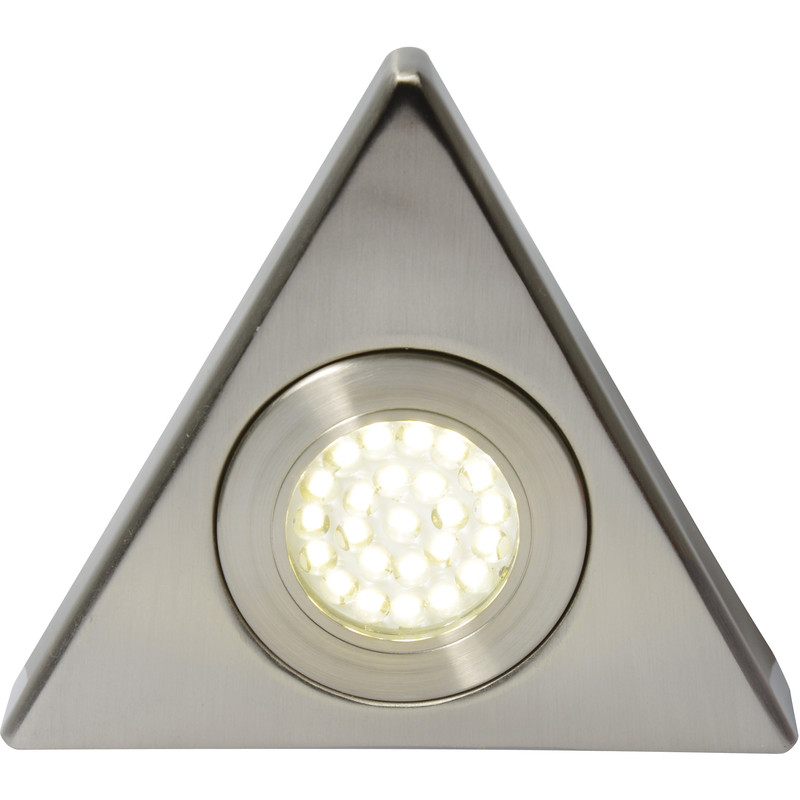 Fonte 240V LED Triangle Under Cupboard Light