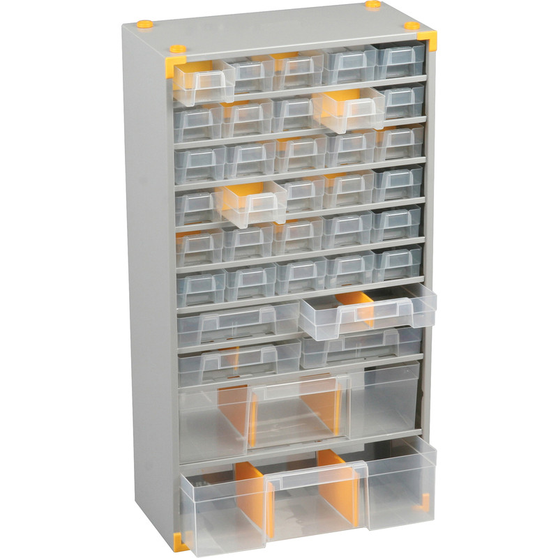 Steel Small Parts Metal Cabinet Plus