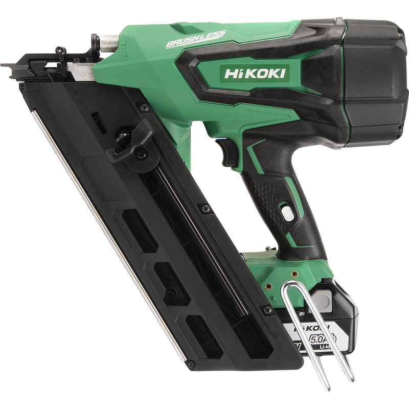 Hikoki NR1890DCJPZ 18V Li-Ion Brushless 90mm Framing Nailer