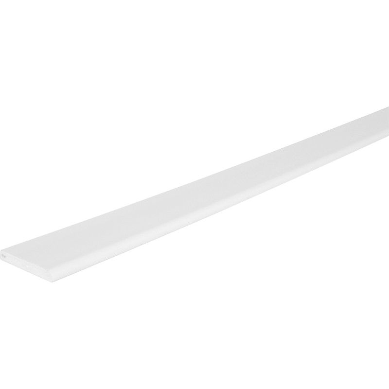 White Architrave & Skirting 65mm x 3m