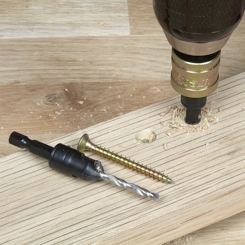 Snappy Countersink Set