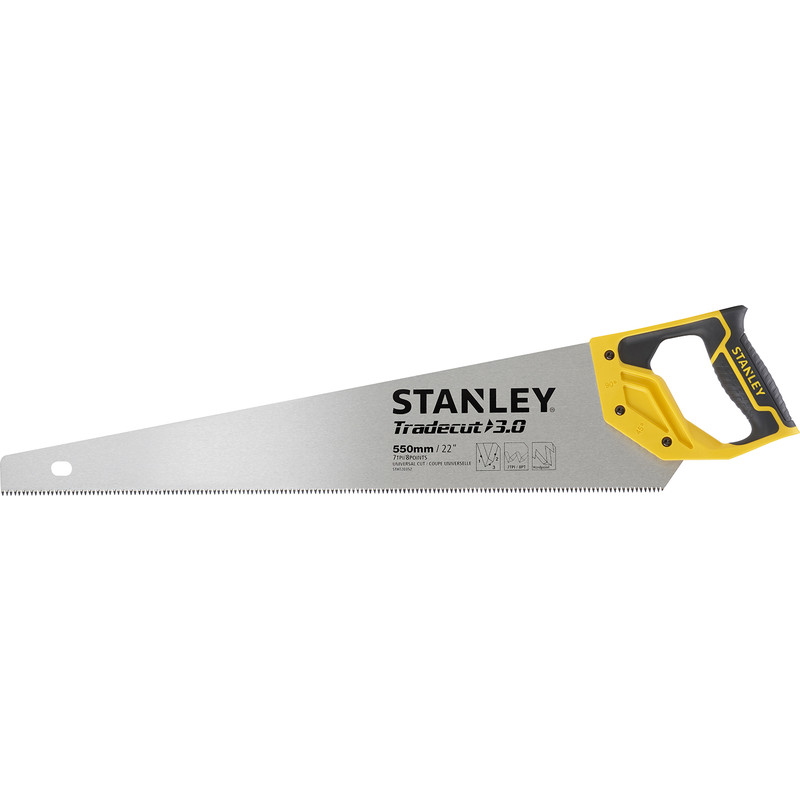 Stanley Tradecut First Fix Handsaw