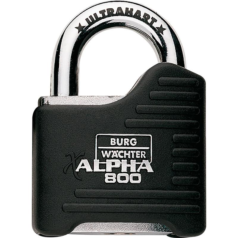 Burg-Wachter Alpha Ultra Hard Padlock