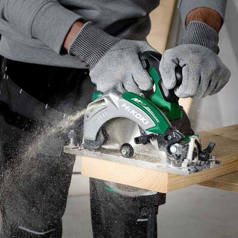 Hikoki C3606DA 36V MultiVolt Brushless 165mm Circular Saw