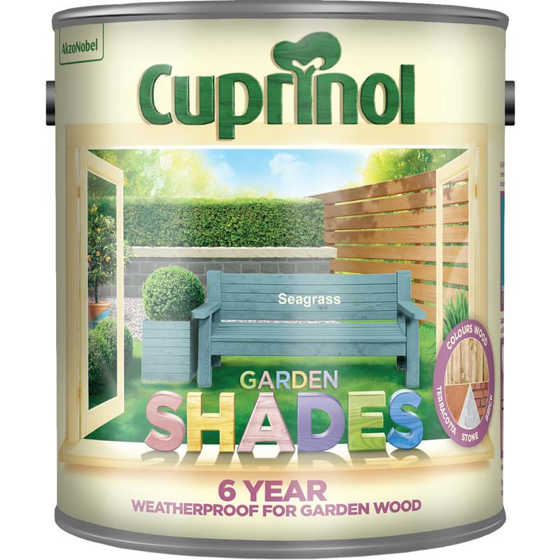 Cuprinol Garden Shades Exterior Paint 2.5L