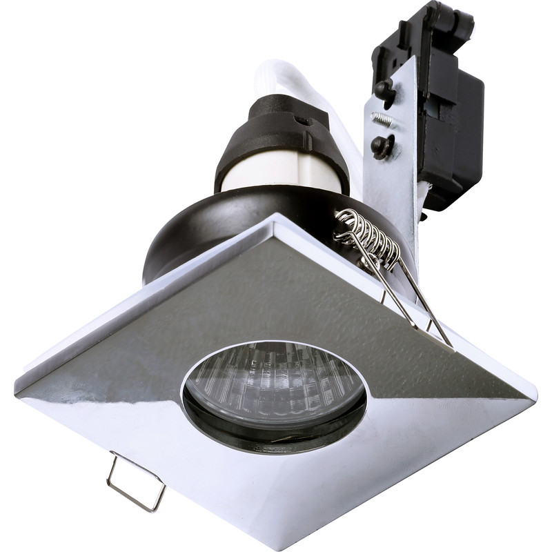 SPA Square Shower Light GU10 35W IP65