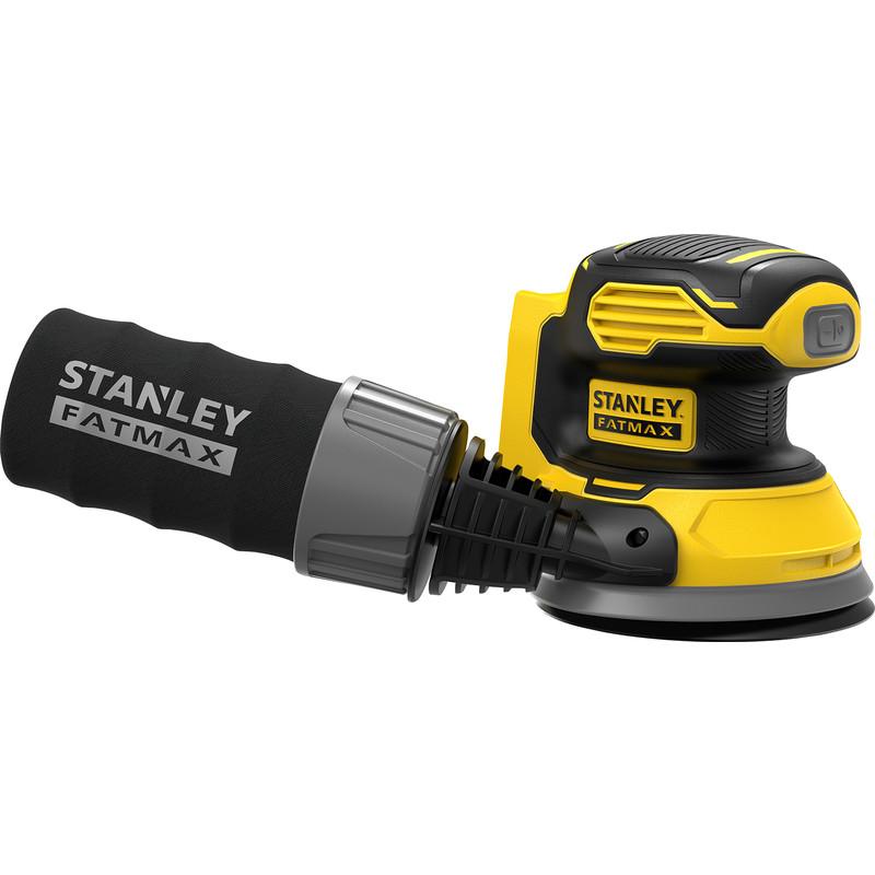 Stanley FatMax V20 18V 125mm Cordless Random Orbital Sander