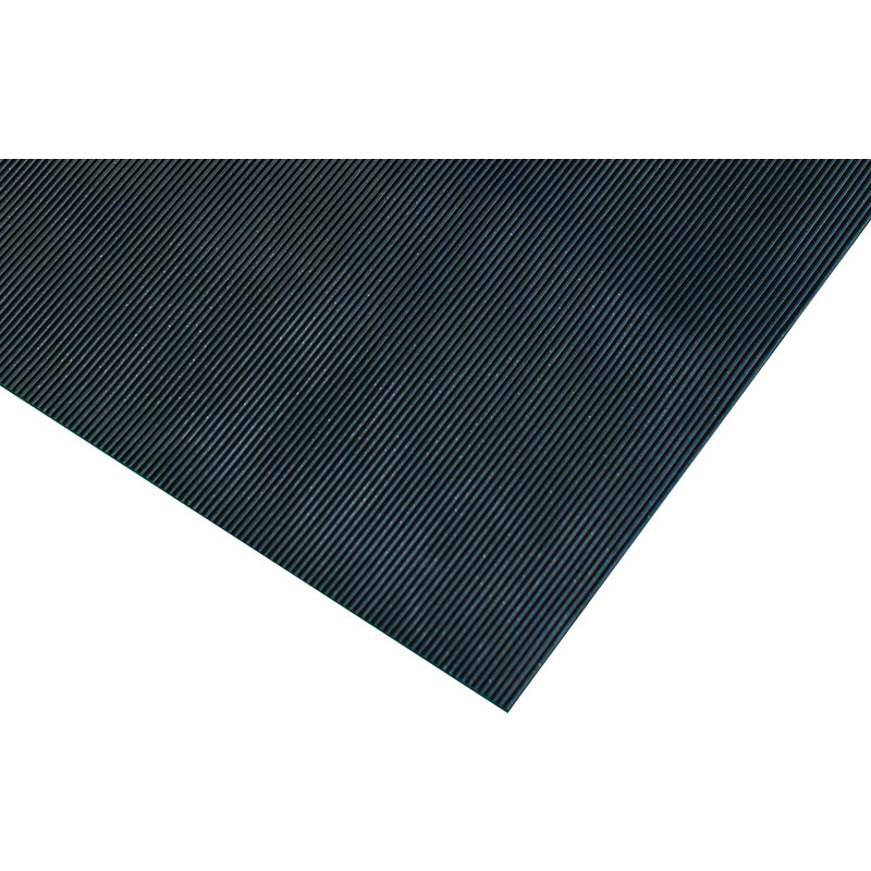 Rubber Rib Anti-Slip Floor Matting