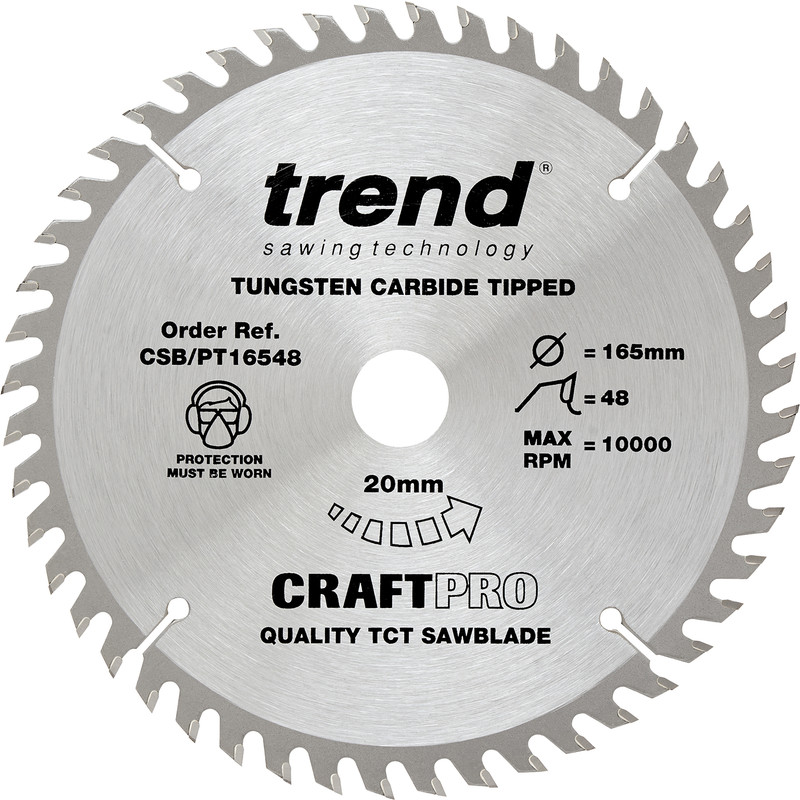 Trend Craft Plunge Saw Blade